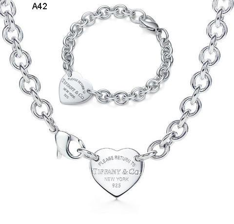 SALE 2018 New Designer Brand New Fashion Tiffany925 Silver