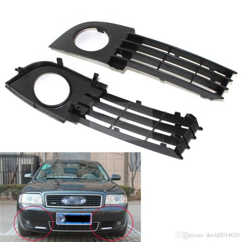 small resolution of for audi a6 c5 2003 2005 fog light cover vent car grille auto front lower bumper driving lamp cover 4b0807681t 4b0807682t car exteriors car external body