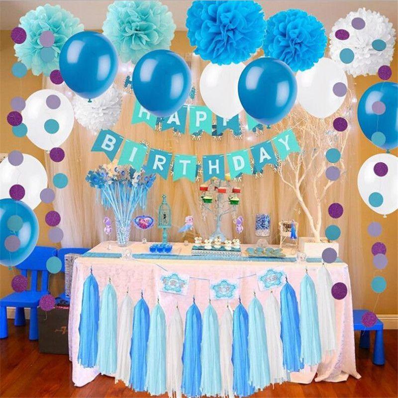diy party decorations set