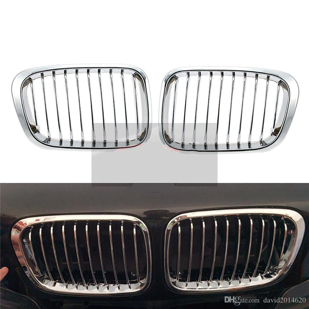 hight resolution of 2019 car front hood kidney grille grill for bmw e46 318i 320i 323i 325i 328i 1998 1999 2000 2001 auto bonnet grill 4 doors from david2014620