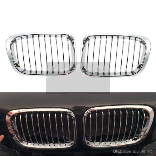 small resolution of 2019 car front hood kidney grille grill for bmw e46 318i 320i 323i 325i 328i 1998 1999 2000 2001 auto bonnet grill 4 doors from david2014620