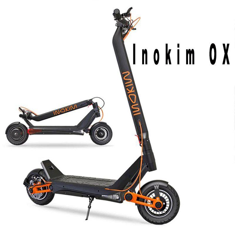 Inokim 2018 New Inokim OX Adult Scooter The SUV Of Stand