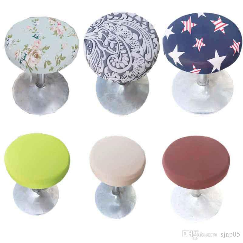 chair and stool covers wood lawn patterns bar round seat cover cushions sleeve dia 9 8 13 inch gallery many colors wholesale dining room for sale living