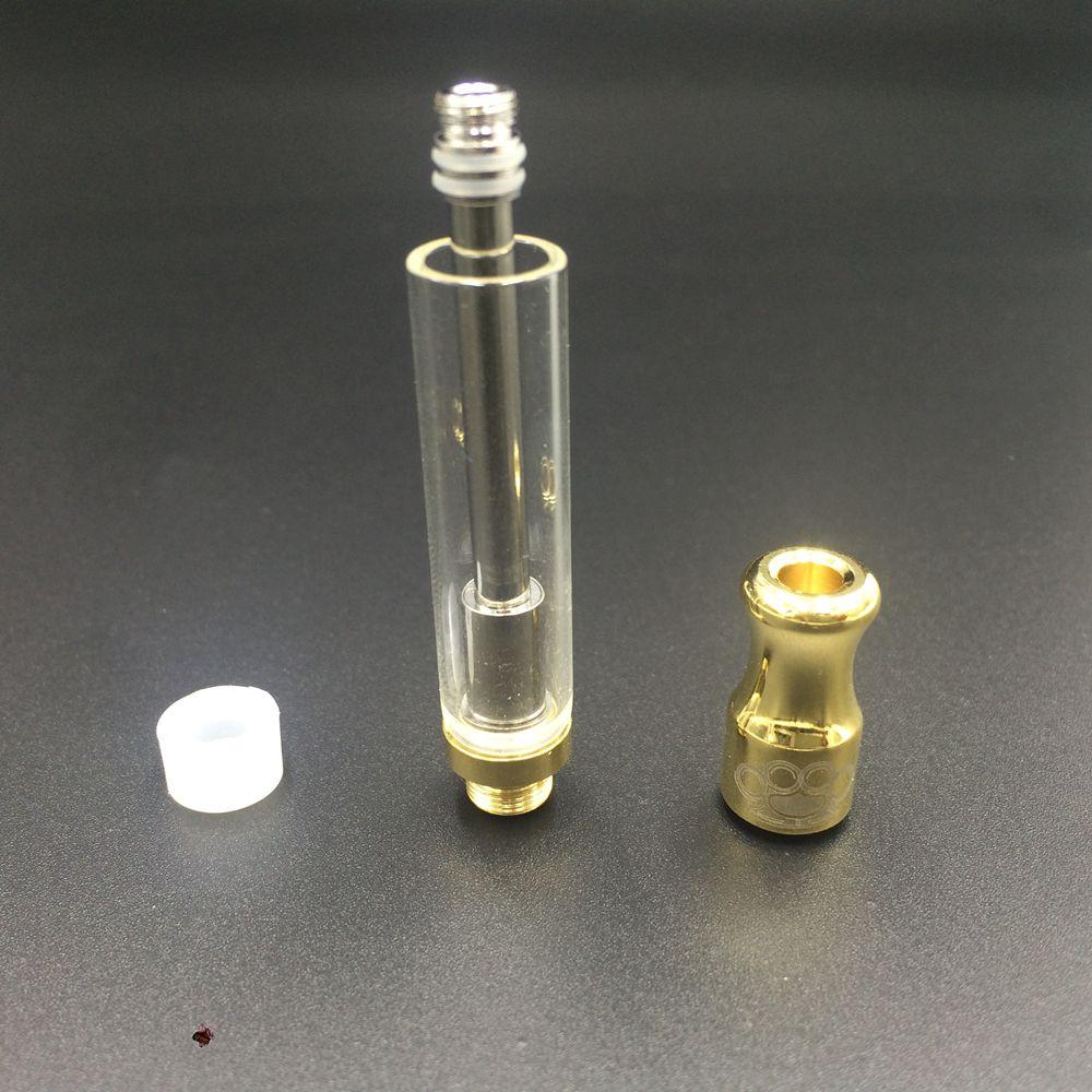 Brass Knuckles Cartridge 10ml Pryex Glass E Cigarette