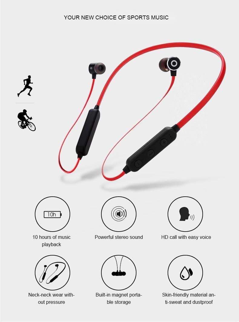 G16 Bluetooth Headset G16 Sport Earphone G16 Stereo