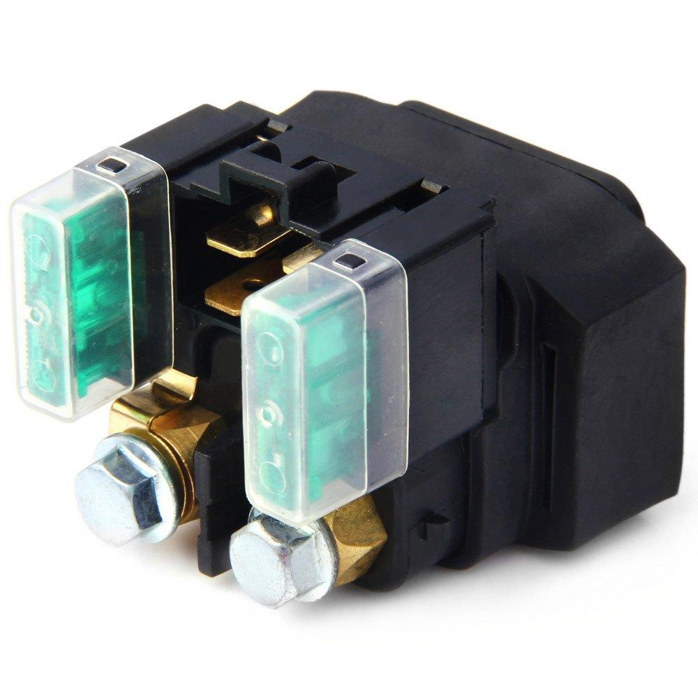 medium resolution of 2019 starter relay solenoid for yamaha grizzly 660 2002 2003 motorcycle starter solenoid relay ignition switch solenoid relay ignition switch from