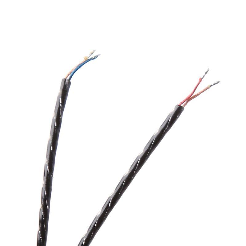 New 3.5mm DIY 3 Pole Jack Earphone Audio Cable Headphone