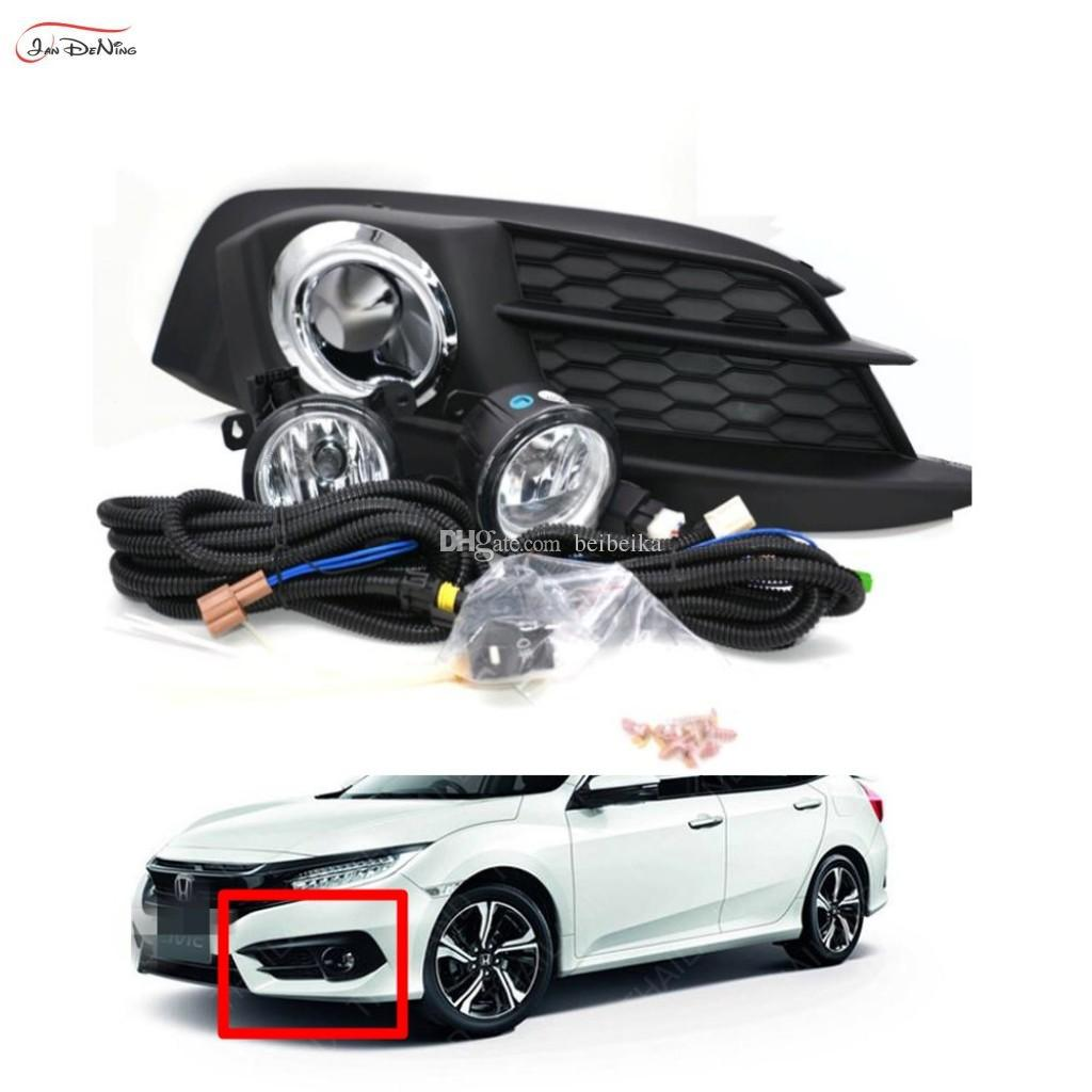 hight resolution of nowadays as the fog is increasingly frequent in big cities we need fog lamp kits to help us see clear in the bad weather the special light of fog lamp led