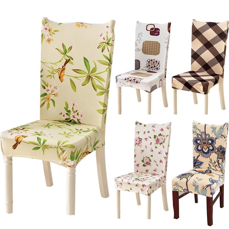 cover chairs wholesale diy log chair home decoration suitable for office hotel fashionable printed polyester fiber case covers