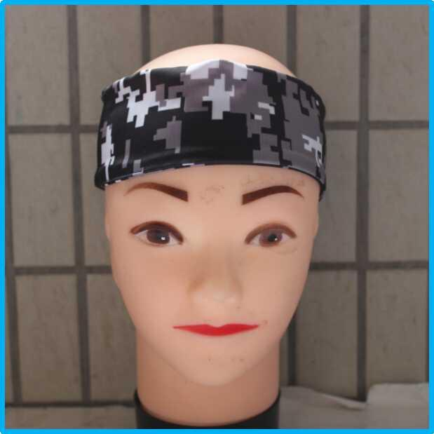 2019 New Compression Hair Bands Head Style Sweaty