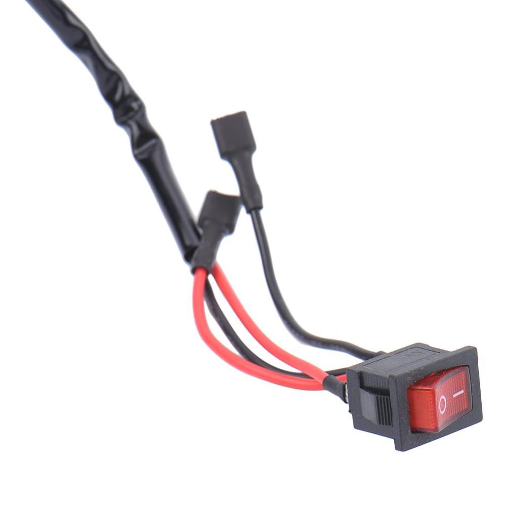 medium resolution of car dc 6 30v motorcycle handlebar digital amp meter volt panel meter gauge ammeter voltmeter