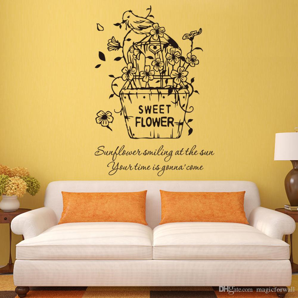 Wall Art Sayings For Living Room - time spent with family ...