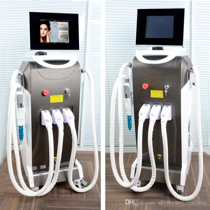 3 IN 1 Picosecond Laser For Tattoo Removal Skin ...