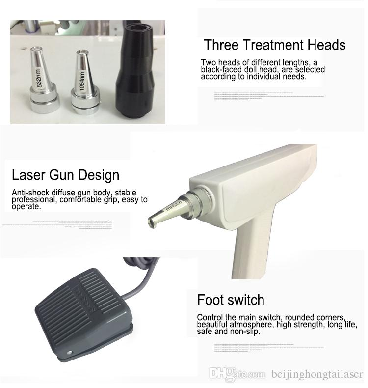 Hot Sale Nd Yag New Laser Machine For Tattoo Removal Co2 ...