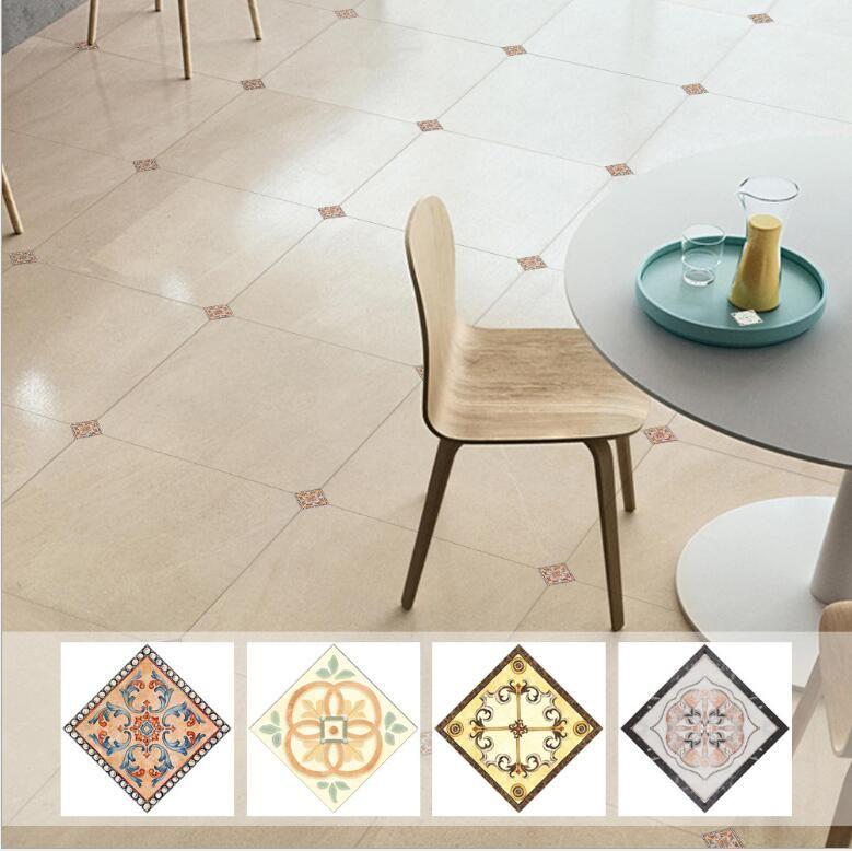 ceramic tile flooring tile sticker
