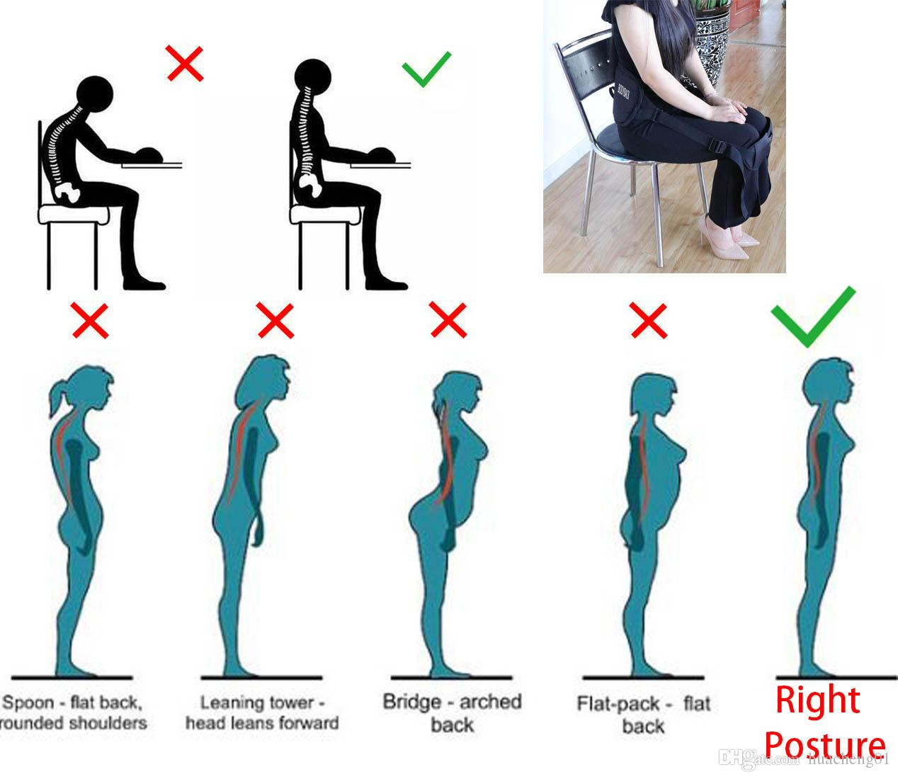 posture corrector for office chair cypress adirondack chairs louisiana correct back while sitting