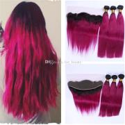2019 ombre hair extensions two