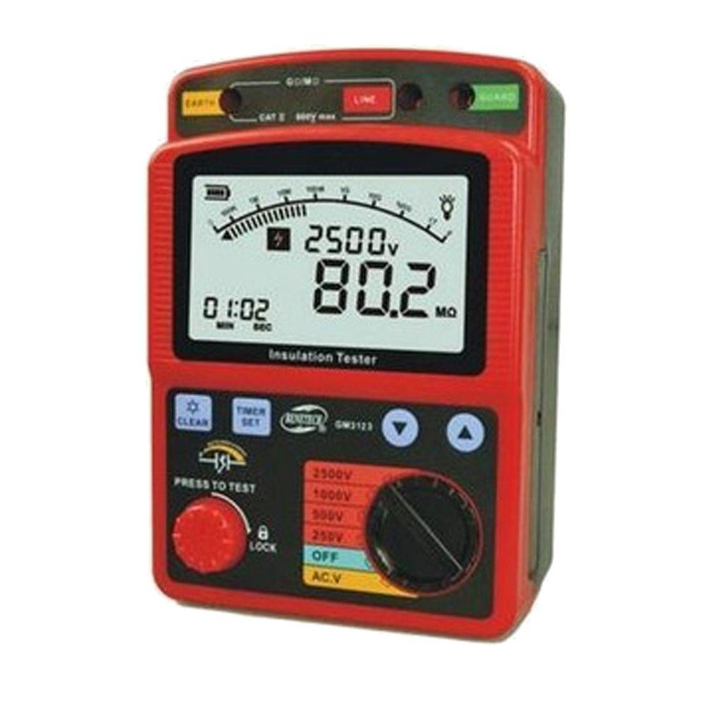 Digital Multimeter Ac Dc Voltmeter Amp Reader Circuit Tester Ebay