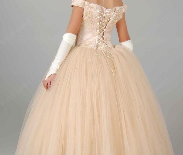 Pageant Dresses For Girls Teens Off Shoulder Appliques Lace Princess Flower Girl Dresses Gowns Children Lace