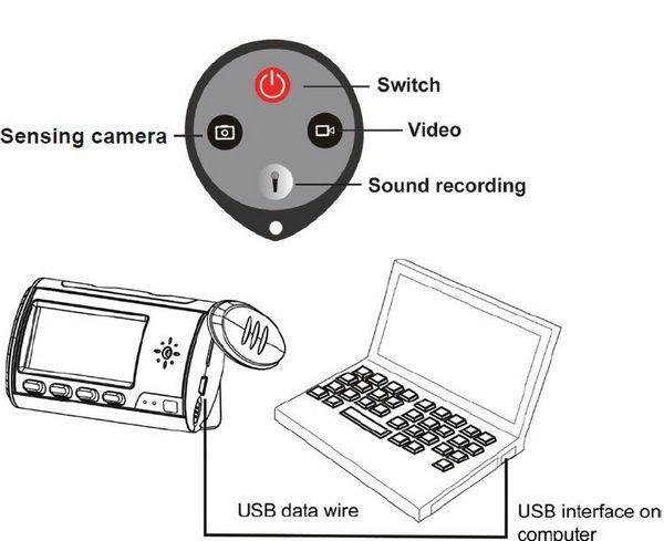 2018 Spy Hidden Camera Clock Hd Digital Camera Alarm Clock