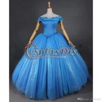 2015 Newest Cinderella Quinceanera Dresses Ball Gown Off ...