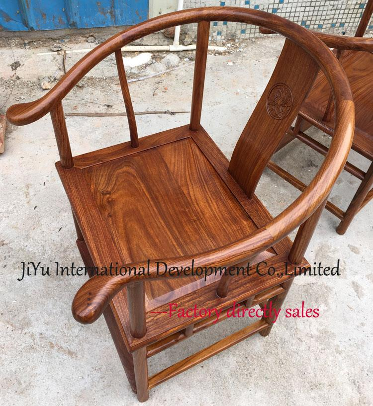 2018 Round Backed Armchair Chinese Style Antique Furniture