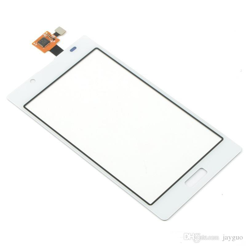 2020 For LG L7 P700 P705 Black White Touch Screen Panel