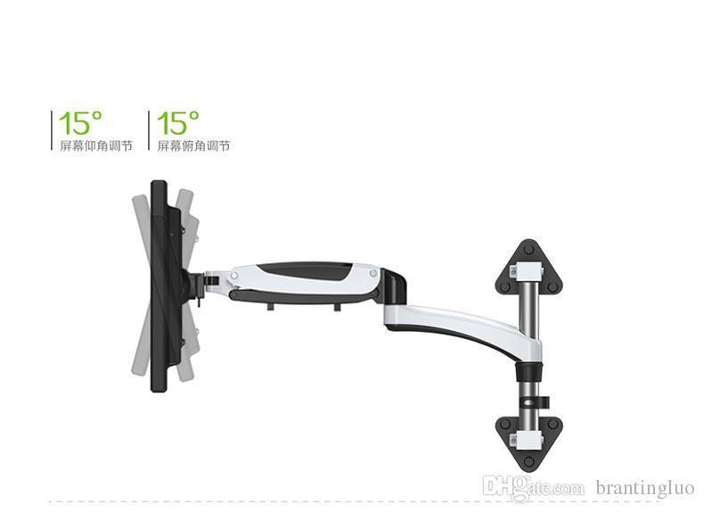 35-55 Heavy Duty Gas Spring Full Motion Flexible LCD LED