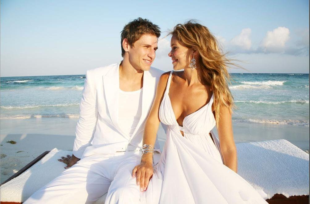 Discount Cheap 2018 Chiffon Beach Wedding Dresses