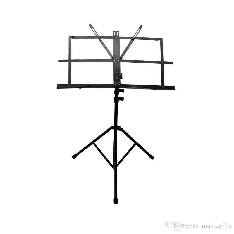 2019 Enhanced Version Adjustable Folding Music Stand With