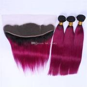 ombre hair extensions two tone