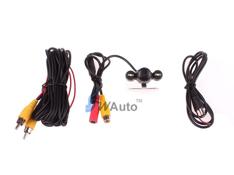 LED Car Rear View Camera Backup Camera 2.4G Wireless