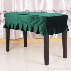 Chair Stool Covers Christmas Santa Piano Cover Seat Bench Pleated Slipcover Protector Jc0628 Dining Room Table