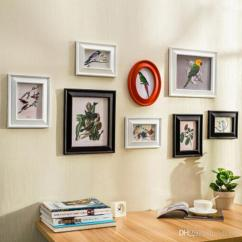 Wall Frames For Living Room White Images 2019 Photo Frame Modern Bedroom Bedside European Style Background Decorated
