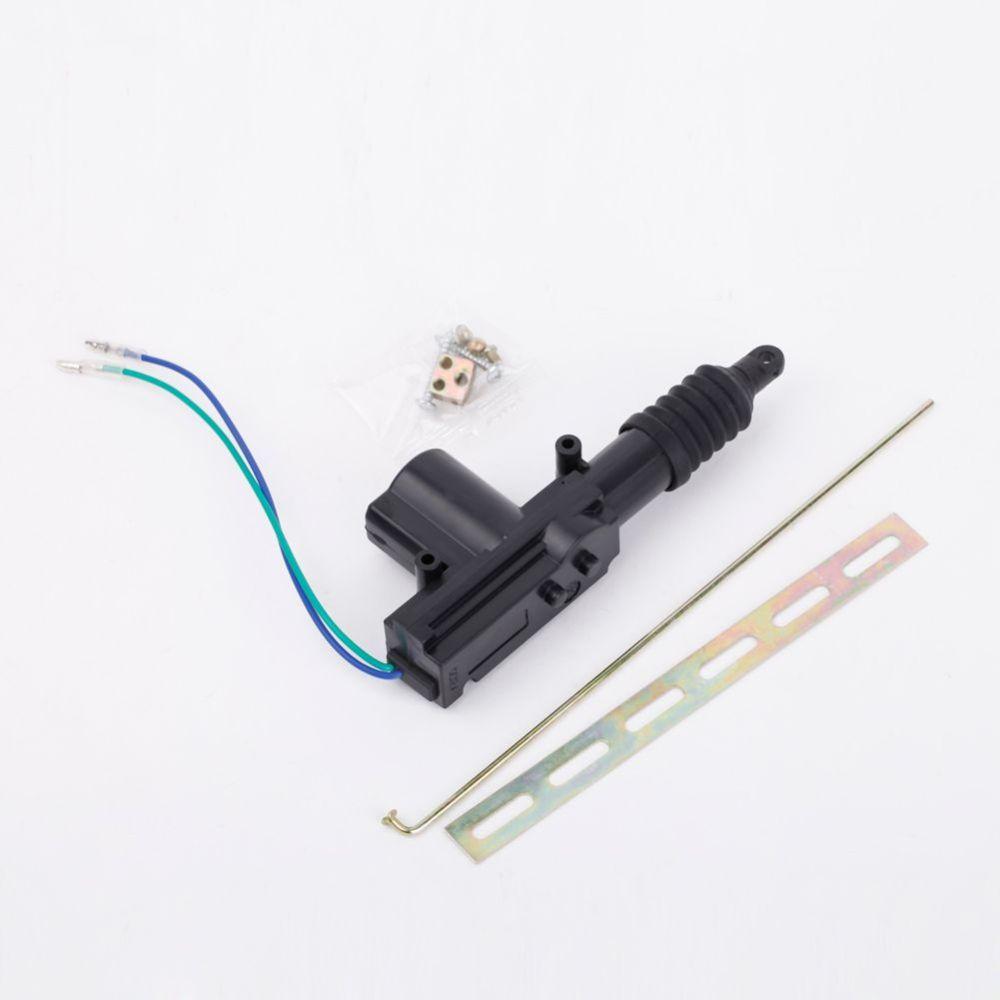 medium resolution of car door lock actuator 2 wires car locking system single gun type heavy power motor