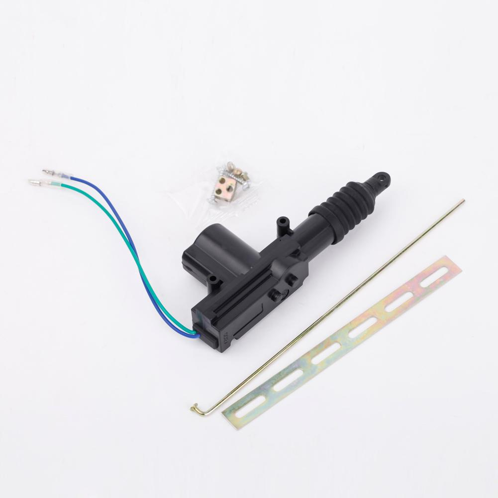 hight resolution of car door lock actuator 2 wires car locking system single gun type heavy power motor