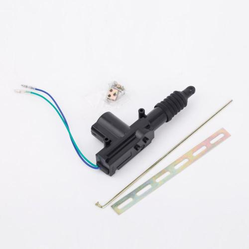 small resolution of car door lock actuator 2 wires car locking system single gun type heavy power motor