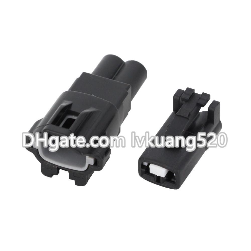 hight resolution of  2 pin female and male auto waterproof electrical wiring harness connector fuse box with terminals dj70219y