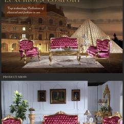 Italian Classic Furniture Living Room Images Of Modern 2019 European Sofa Set With Gold Leaf Gilding