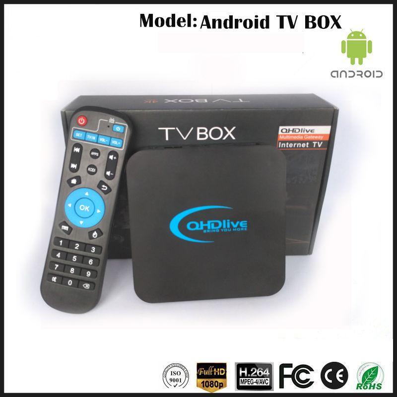 Most Popular TV Box: Tv Box Qhd Live Pro 2gb