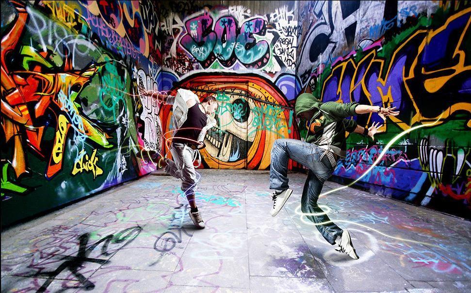 Bboy Wallpaper Full Hd Compre Bailando Street Dance Graffiti Fondo Murales De
