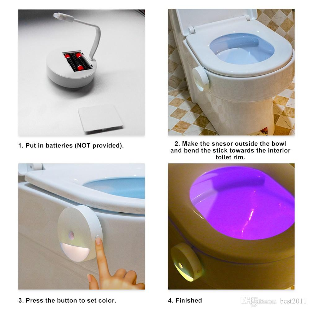 Lampe Wc