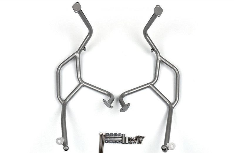 2020 Lower Crash Bars Engine Protection Upper For BMW