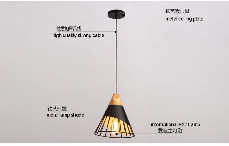 4 Ceiling X Drop Light Fixtures 2