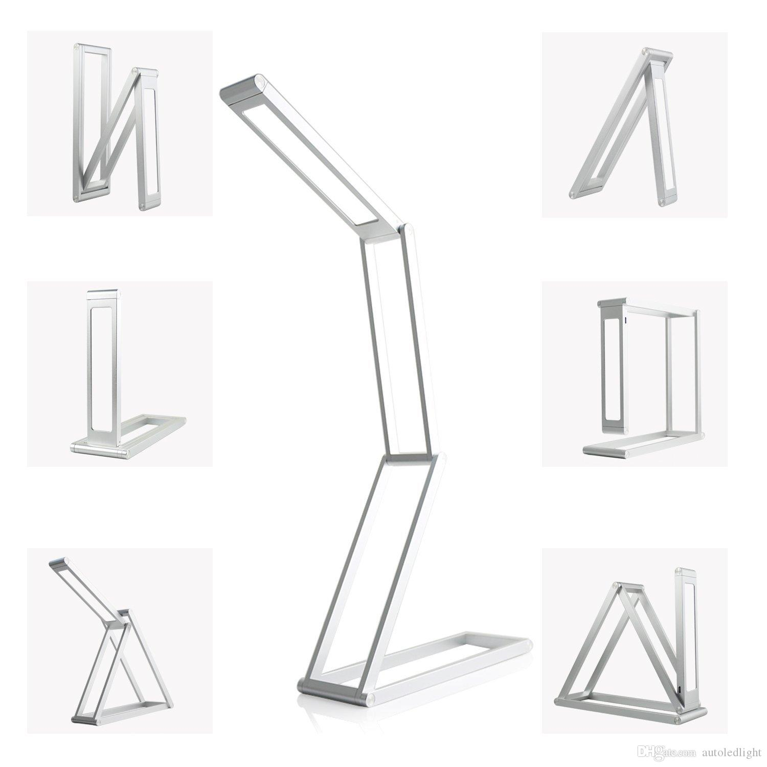 Foldable Led Desk Lamp Transformers Dimmable Table