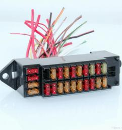 catch holder fuse block fuse box fuse unit diode for hitachi  [ 1700 x 1700 Pixel ]