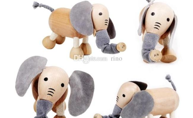 2019 Baby Moveable Maple Wooden Animals Toys Australia