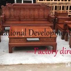 Living Room Wooden Sofa Furniture Luxury Rooms Ideas Home Wood Sofas Sets Carving Seat Table Couch 100