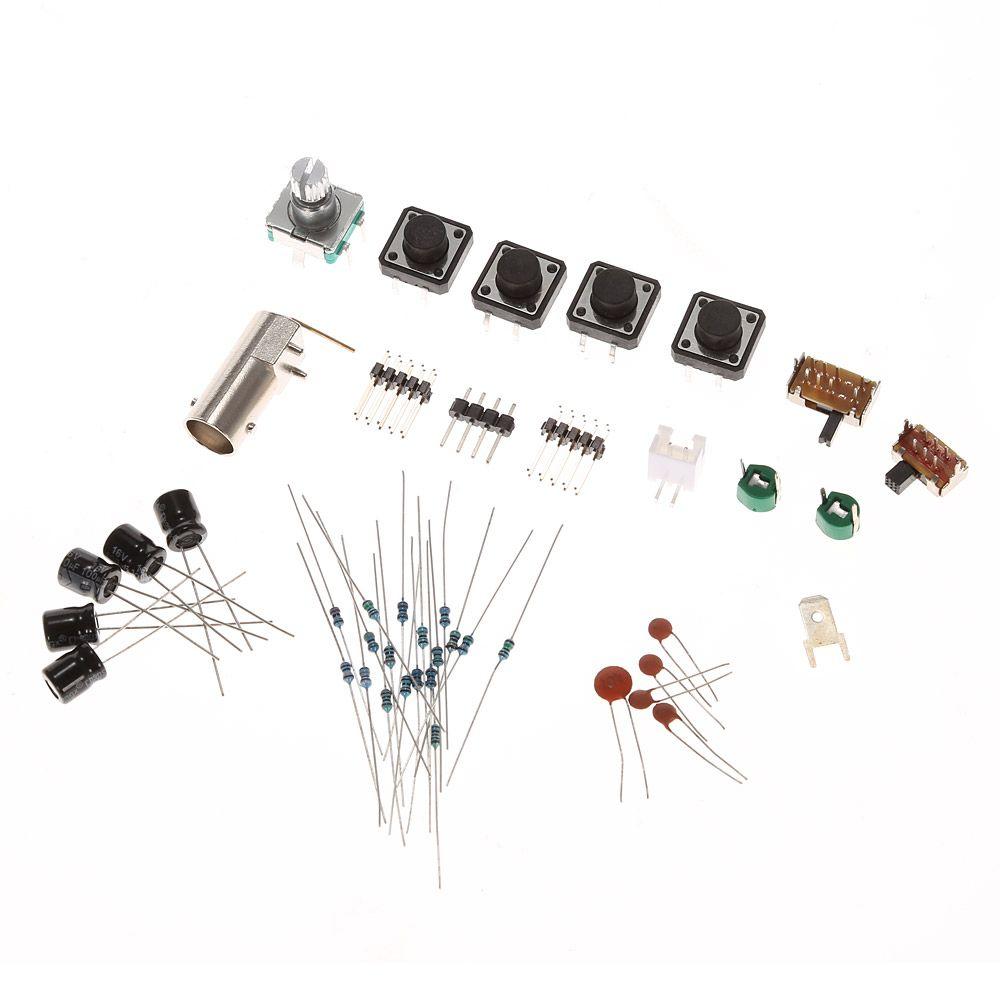 2019 Digital Oscilloscope DIY Kit Parts With Case SMD