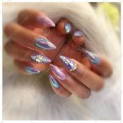 nail powder dust latest unicorn